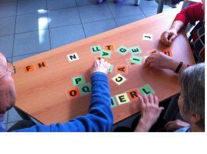 Estimulació Llenguatge malalt Alzheimer