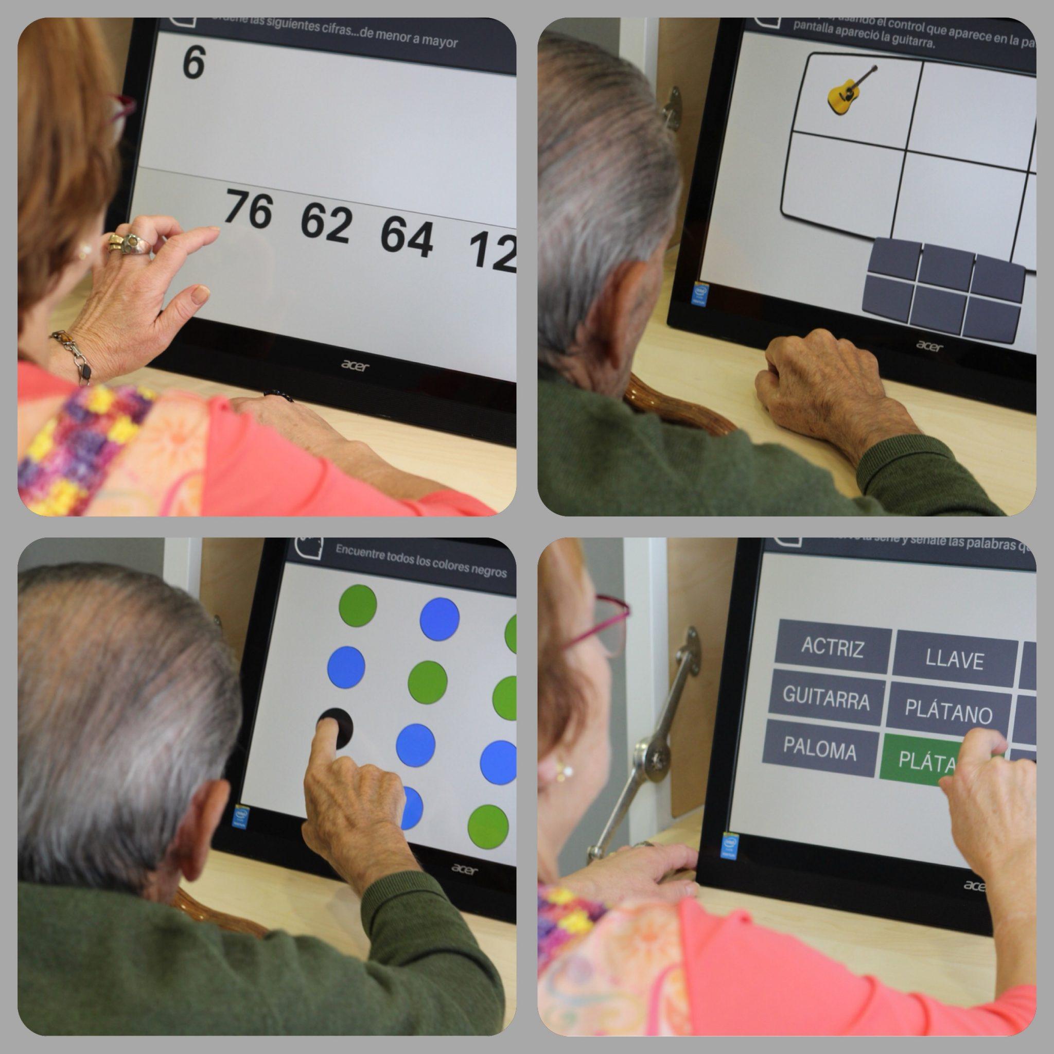 Estimulació cognitiva digital a Cuidem la Memòria