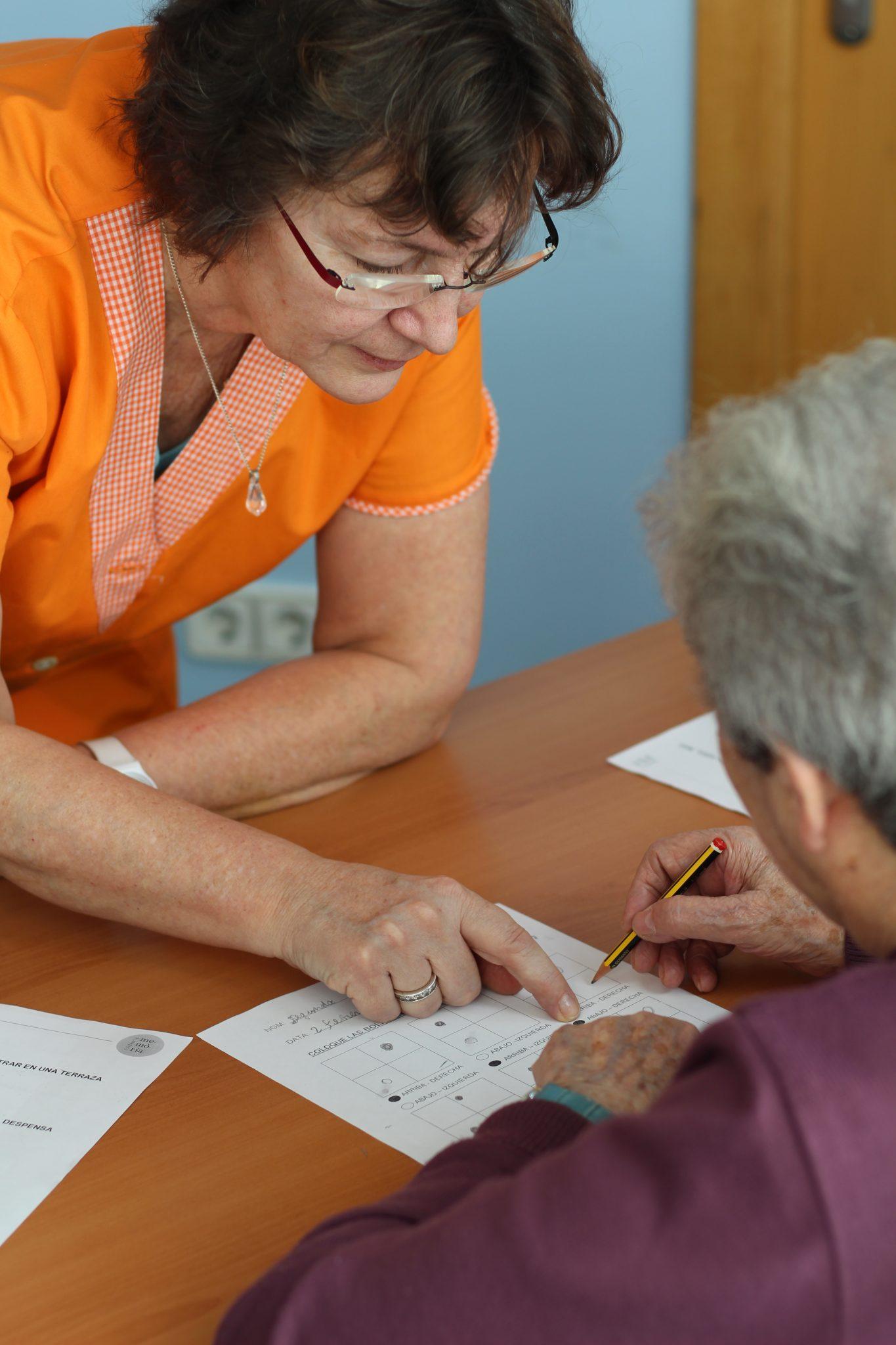 Tractament individualitzat per persones amb Alzheimer