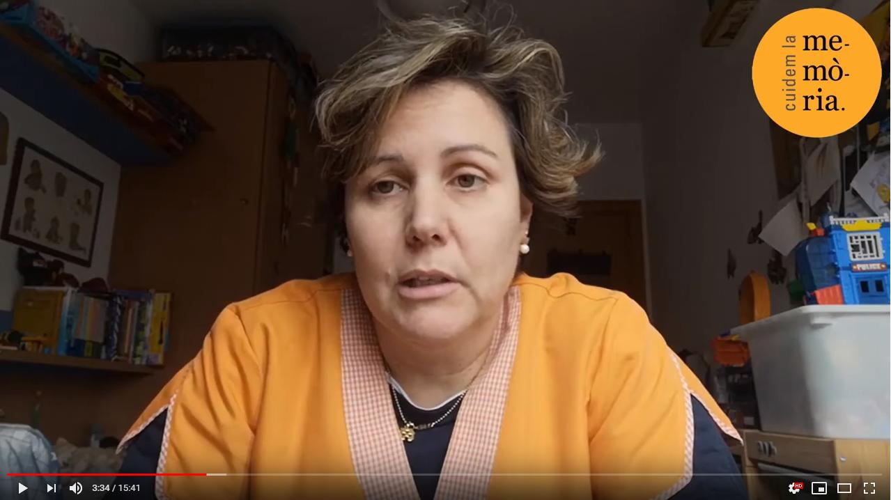 Vídeo d'estimulació cognitiva