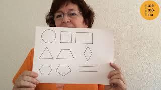 Treball de dibuix i treball de coordinació per a persones amb Alzheimer (Proposta 8)