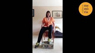 04/06/20 Estimulació cognitiva i estimulació motriu de cames