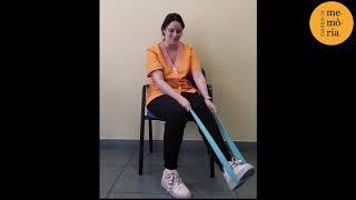 Taller de memòria i motricitat de les cames (Proposta 6)